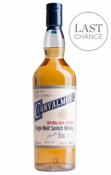 Convalmore, 32 Year-old, Single Malt Whisky, Bottled 2017, 48.2%
