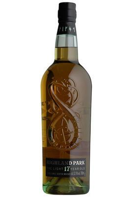 Highland Park, The Light 17 Year Old, Single Malt Whisky, 52.9%