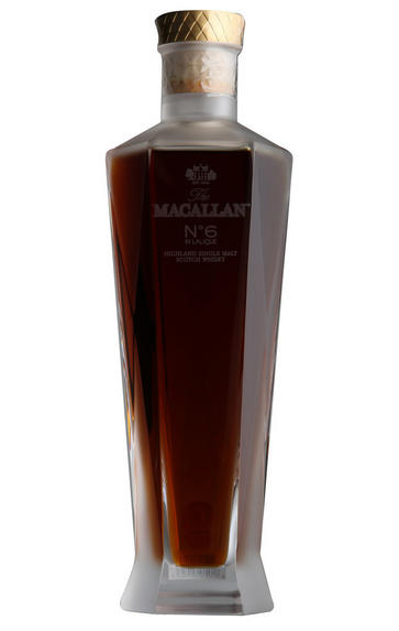 The Macallan No.6, Decanter Series, Single Malt Scotch Whisky, 43%