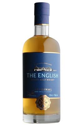 The English Original, Single Malt English Whisky, 43%