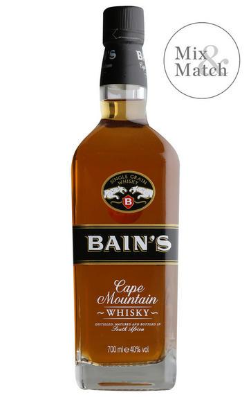 Bain's Cape Mountain, Single Grain Whisky, South Africa (40%)