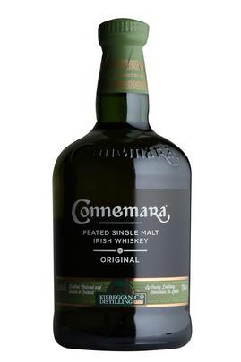 Connemara Peated, Single Malt, Irish Whiskey (40%)