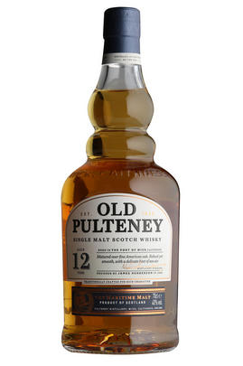 Old Pulteney, 12-year-old, Highland, Single Malt Scotch Whisky (40%)