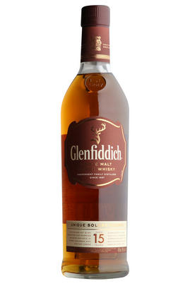 Glenfiddich, Solera Reserve, 15-year-old, Single Malt Whisky 40%