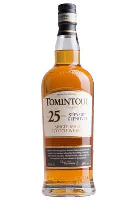 Tomintoul, 25-year-old, Speyside, Single Malt Whisky, 43.0%