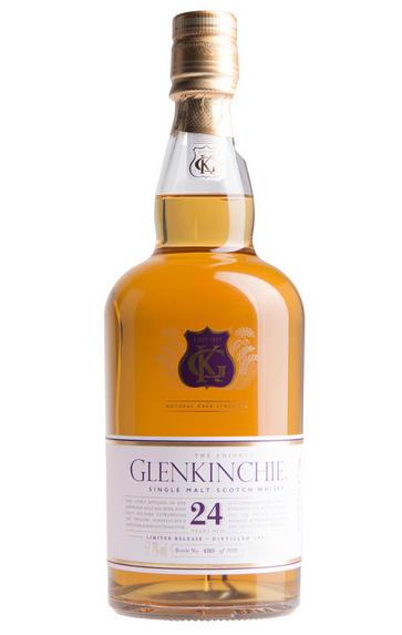 Glenkinchie 24 Year-Old, Lowlands, Single Malt Scotch Whisky, 57.2%