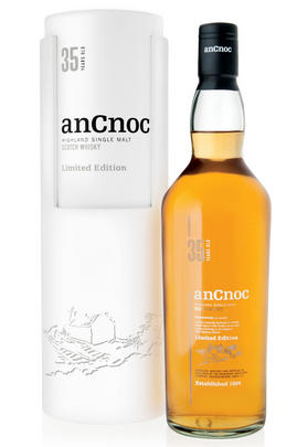 AnCnoc 35-year-old, Knockdhu Distillery, Malt Whisky, 44.3%