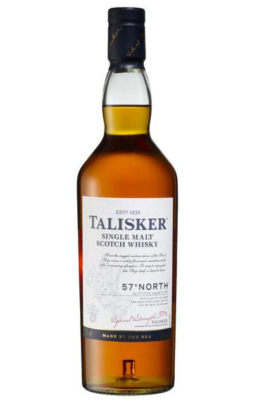 Talisker, 57 Degrees North, Island, Single Malt Scotch Whisky (57%)