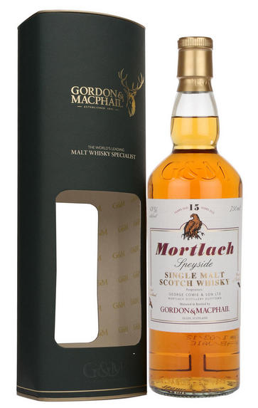Mortlach, 15-year-old, Speyside, Single Malt Scotch Whisky (43%)