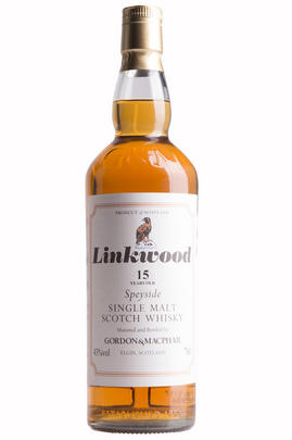 Linkwood, 15-Year-Old, Speyside, Single Malt Scotch Whisky, (43%)