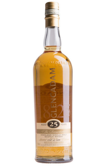 Glencadam, 25-year-old, Highlands, Single Malt Scotch Whisky, 46.0%