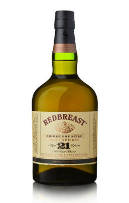 Redbreast, 21-year-old, Single Pot Still Irish Whiskey (46%)