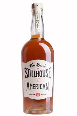 Van Brunt Stillhouse American Whisky 40%