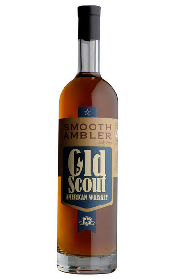 Smooth Ambler, Old Scout, American Whiskey (49.5%)