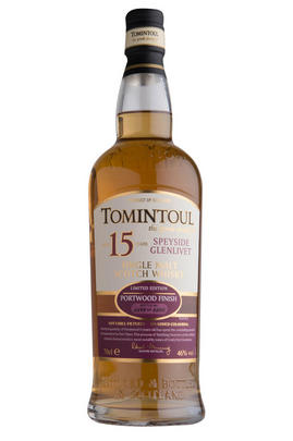 Tomintoul, 15-Year-Old, Portwood Finish, Single Malt Whisky 46.0%