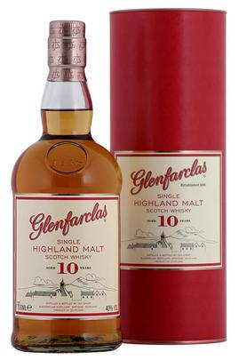 Glenfarclas, 10-year-old, Speyside, Single Malt Scotch Whisky (40%)