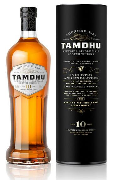 Tamdhu, 10-year-old, Speyside, Single Malt Scotch Whisky (40%)