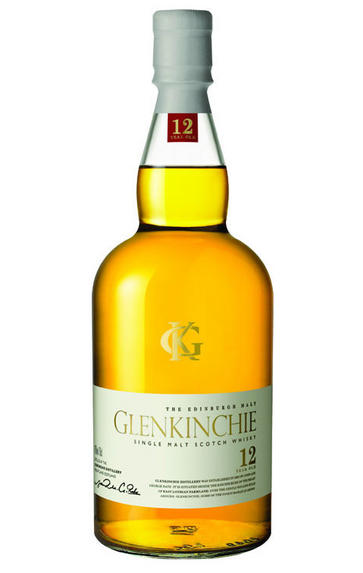Glenkinchie 12 Year-Old, Lowlands, Single Malt Scotch Whisky, 43.0%