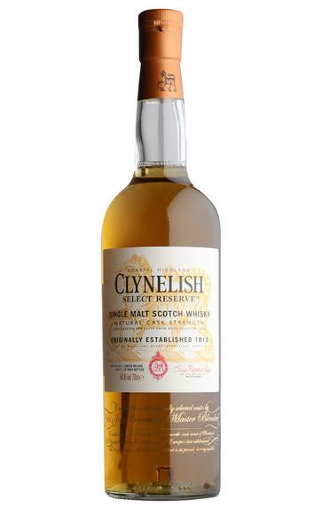 Clynelish Select Reserve, Bottled 2014, Single Malt Whisky (54.9%)