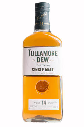 Tullamore Dew 14-year-old, Single Malt Irish Whiskey, 41.3%