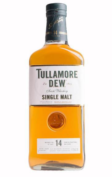 Tullamore Dew 14-year-old, Single Malt Irish Whiskey, 41.3%
