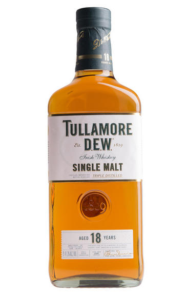 Tullamore Dew 18-year-old, Single Malt Irish Whiskey, 41.3%