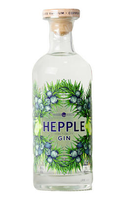 Hepple Gin, Moorland Spirit Company, United Kingdom (45%)