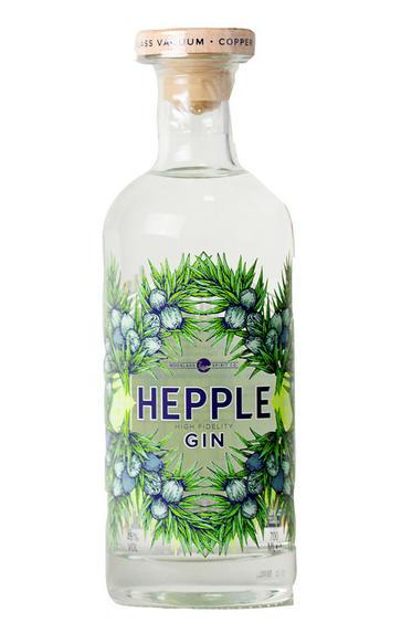 Hepple Gin, Moorland Spirit Company, United Kingdom (45%)
