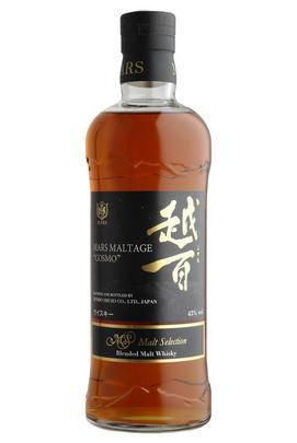 Mars Maltage Cosmo, Shinshu, Blended Malt Japanese Whisky 43.0%