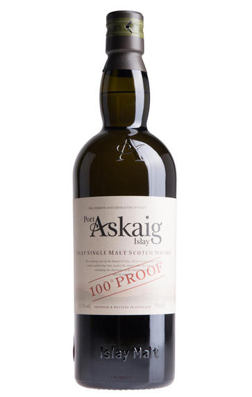 Port Askaig, 100 Proof, Islay, Single Malt Whisky, 57.1%