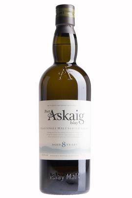 Port Askaig, 8-year-old, Islay, Single Malt Whisky, 45.8%