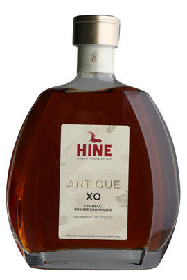 Hine Antique XO Premier Cru, Grande Champagne Cognac (40%)