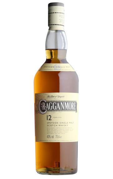 Cragganmore, 12-year-old, Speyside, Single Malt Scotch Whisky (40%)