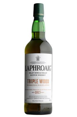 Laphroaig Triple Wood, Islay, Single Malt Whisky, 48%