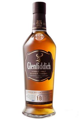 Glenfiddich, 18-year-old, Speyside, Single Malt Scotch Whisky (40%)