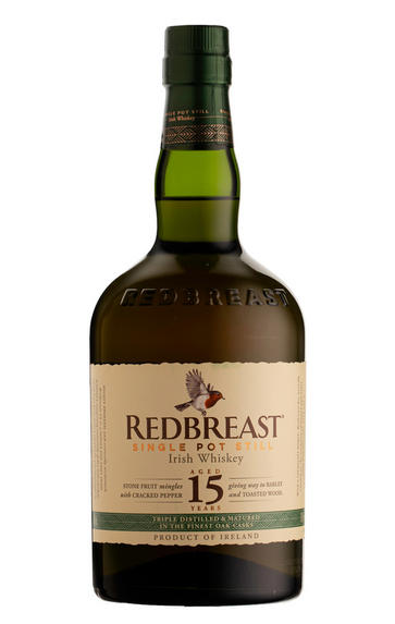 Redbreast, 15-year-old, Irish Whiskey (46%)