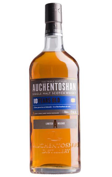 Auchentoshan, 18-year-old, Lowland, Single Malt Scotch Whisky (43%)