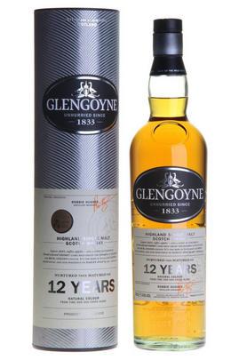 Glengoyne, 12-year-old, Highland, Single Malt Scotch Whisky (43%)