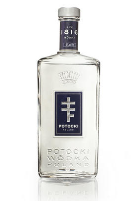 Potocki Vodka, Poland, 40.0%