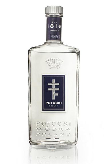 Potocki Vodka, Poland, 40.0%