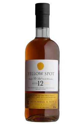 Yellow Spot, 12-Year-Old, Single Pot Still Whiskey, Ireland (46%)