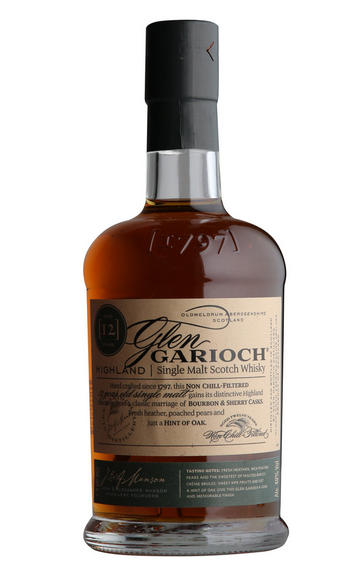 Glen Garioch 12-year-old, Highlands Single Malt Scotch Whisky, (48.0%)