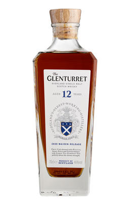 The Glenturret, 12-Year-Old, 2020 Maiden Release, Highland, Single Malt Scotch Whisky (46%)
