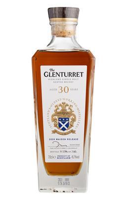The Glenturret, 30-Year-Old, 2020 Maiden Release, Highland, Single Malt Scotch Whisky (45.7%)
