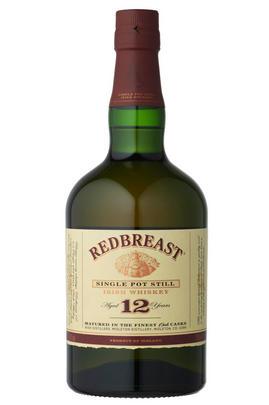 Redbreast, 12-year-old, Single Pot Still Irish Whiskey (40%)