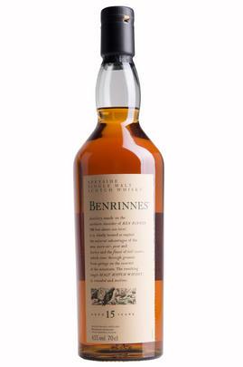 Benrinnes, 15-Year-Old, Speyside Single Malt Scotch Whisky (43%)