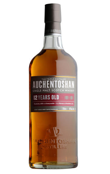 Auchentoshan, 12-year-old, Lowland, Single Malt Scotch Whisky (40%)