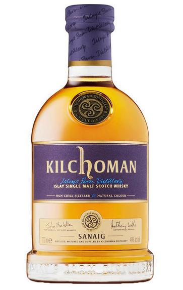 Kilchoman, Sanaig, Islay, Single Malt Scotch Whisky (46%)