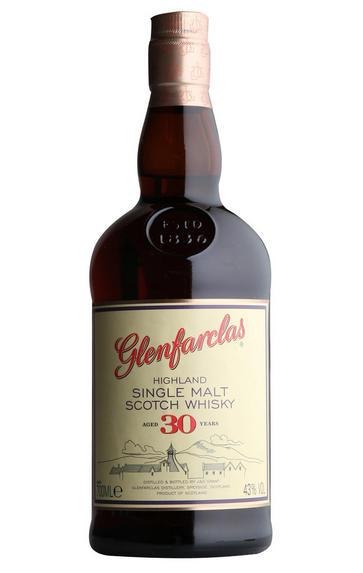 Glenfarclas, 30-year-old, Speyside, Single Malt Scotch Whisky (43%)