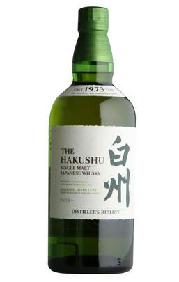 Suntory Hakushu Distiller's, Reserve, Japanese Whisky, 43.0%